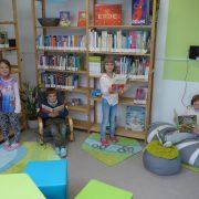Gütesiegel Schulbibliothek – Wir haben gesiegt!